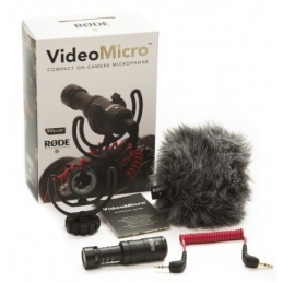 Micros caméras - Rode - VIDEOMICRO