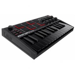 Claviers maitres compacts - Akai - MPK MINI MK3 BK