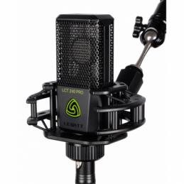 Micros studio - Lewitt - LCT 240 PRO BUNDLE (NOIR)