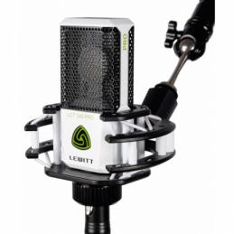 Micros studio - Lewitt - LCT 240 PRO BUNDLE (BLANC)
