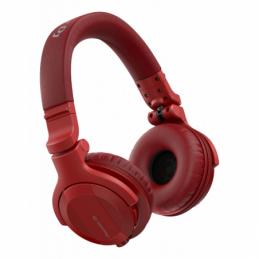 Casques DJ - Pioneer DJ - HDJ-CUE1BT-R rouge mat