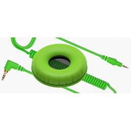 Accessoires casques - Pioneer DJ - HC-CP08-G vert