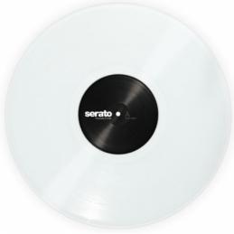 Vinyles time codés - Serato - Paire Vinyl Clear 12''