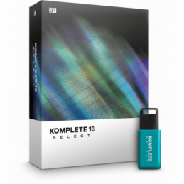 Logiciels instruments virtuels - Native Instruments - KOMPLETE 13 SELECT