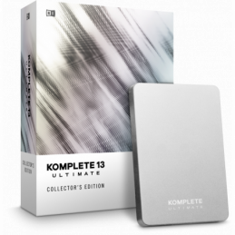 Logiciels instruments virtuels - Native Instruments - KOMPLETE 13 ULTIMATE...
