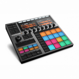 Controleurs midi USB - Native Instruments - MASCHINE+