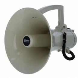 Mégaphones porte-voix - Power Acoustics - Sonorisation - MEGAPOWER 45M BAT
