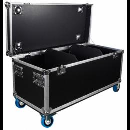 Flight cases utilitaires - Power Acoustics - Flight cases - FT CASE T400