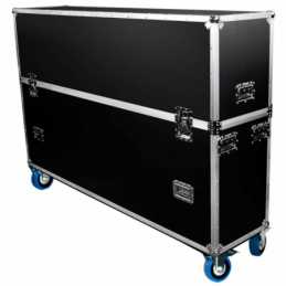 Flight cases écrans - Power Acoustics - Flight cases - FLIGHT ECRAN DB 75/85