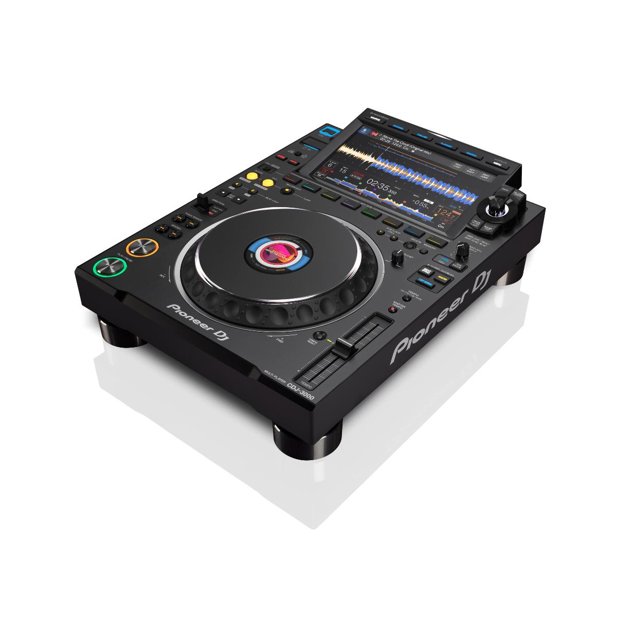 Platines DJ à plats - Pioneer DJ - CDJ-3000
