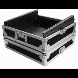 Flight cases bois consoles de mixage - Power Acoustics - Flight cases - FCM 19 PRO