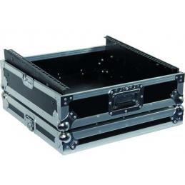 Flight cases bois consoles de mixage - Power Acoustics - Flight cases - FCM 19