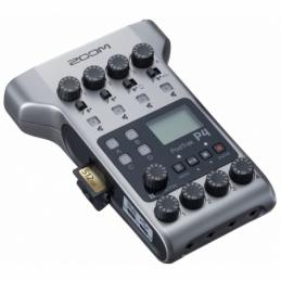 Enregistreurs portables - Zoom - Podtrack P4