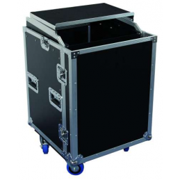 Flight cases rackables bois - Power Acoustics - Flight cases - FCP 12 U DS