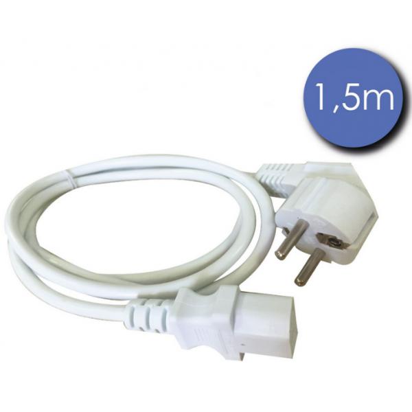 Câbles alimentation shucko cee - Power Acoustics - Accessoires - CAB 2220