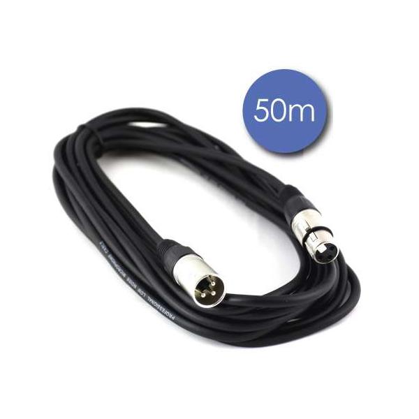 Câbles XLR / XLR - Power Acoustics - Accessoires - CAB 2179