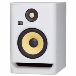 Enceintes monitoring de studio - KRK - ROKIT RP7 G4 WHITE