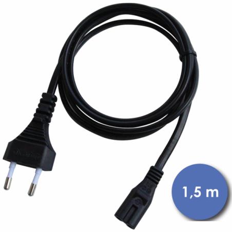 Câbles alimentation shucko 2 conducteurs - Power Acoustics - Accessoires - CAB 2234