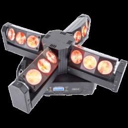 Jeux de lumière LED - AFX Light - SPIN12-FX