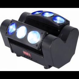 Jeux de lumière LED - Ibiza Light - LED6-QUAD