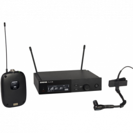 Micros instruments sans fil - Shure - SLXD14E/98H-H56