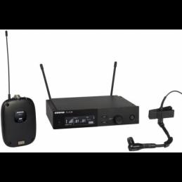 Micros instruments sans fil - Shure - SLXD14E/98H-J53