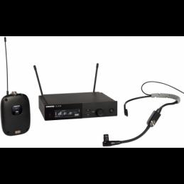 Micros serre-tête sans fil - Shure - SLXD14E/SM35-H56