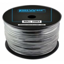 Câble hauts parleurs au mètre - Power Acoustics - Accessoires - ROLL 2083 (BOBINE 100M)