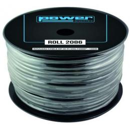 Câble hauts parleurs au mètre - Power Acoustics - Accessoires - ROLL 2086 (BOBINE 100M)