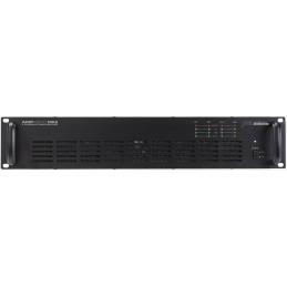 Ampli multicanaux et ligne 100V - Audiophony - AMP4240MKII