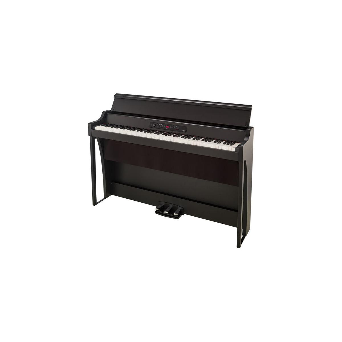 Pianos numériques meubles - Korg - G1 B AIR (Noir)