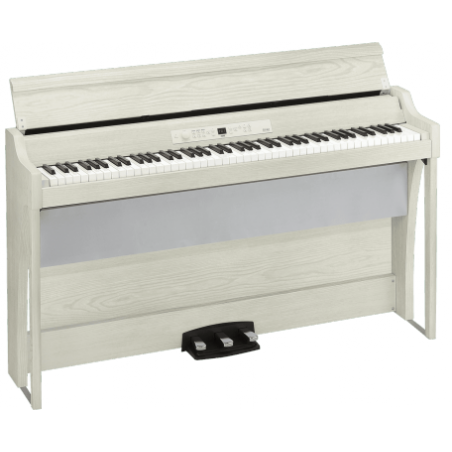 Pianos numériques meubles - Korg - G1 B AIR (Blanc cassé)