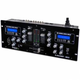 Tables de mixage rackables - Ibiza Sound - DJM250BT-MKII