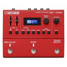 Loopers - Boss - RC-500 Loop Station