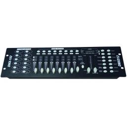 Contrôleurs DMX - Power Lighting - CONSOLE DMX MK2