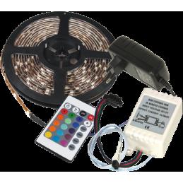 Rubans LED - Ibiza Light - RUBAN LED STRIP LLS500RGB-PACK