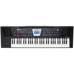 Claviers arrangeurs - Roland - BK-3 (NOIR)