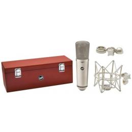 Micros studio - Warm Audio - WA-87 R2 (NICKEL)