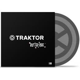 Feutrines platines vinyles - Native Instruments - TRAKTOR BUTTER RUG (LA PAIRE)