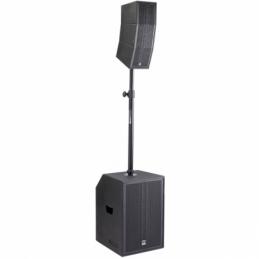 Systèmes amplifiés - Audiophony - MOJO2200CURVE