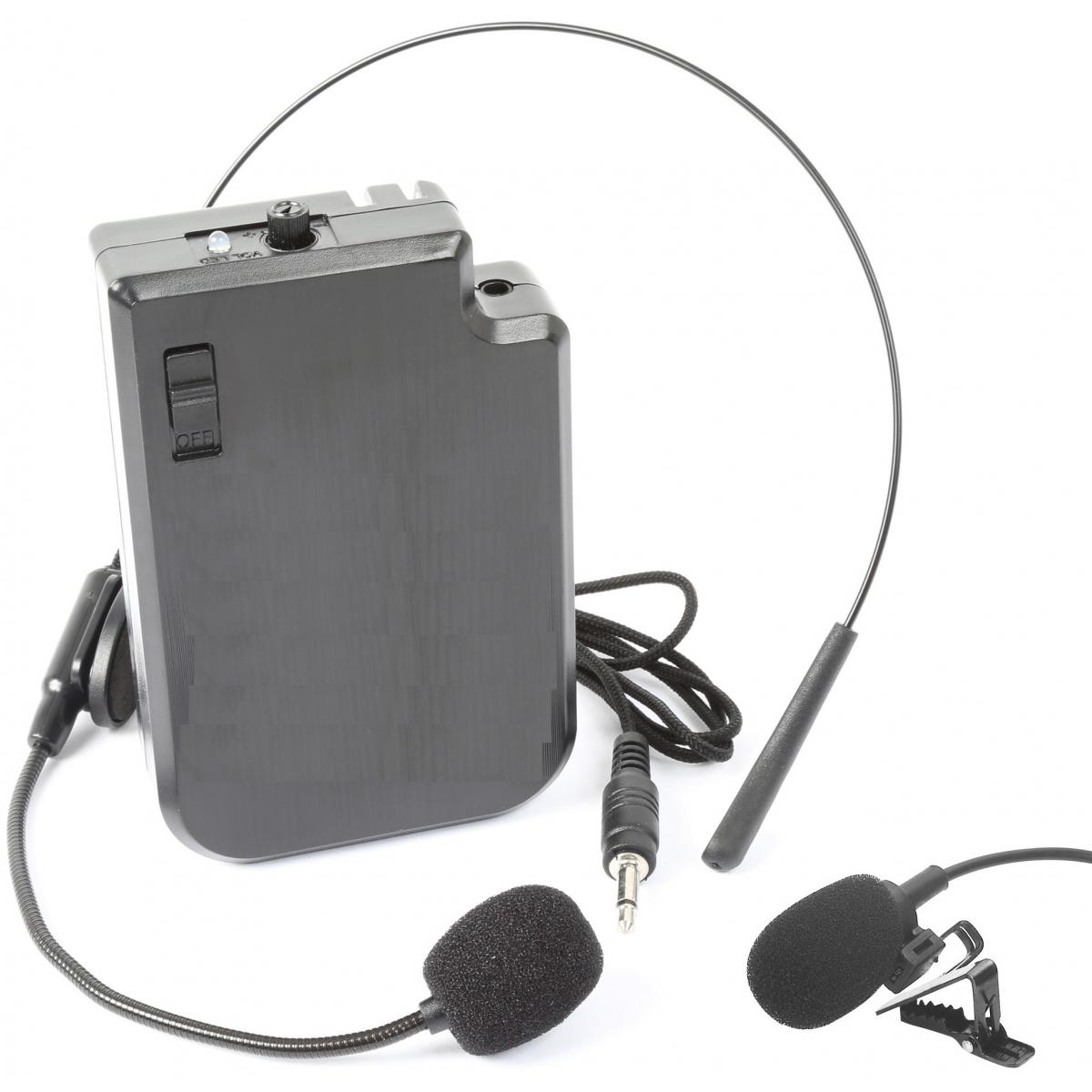 Micros sonos portables - Energyson - WIRELESS VHF HEADSET - ST-010