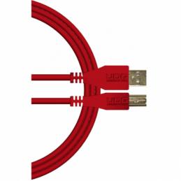 Câbles USB A vers B - UDG - U95002RD (2 mètres)