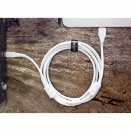 Câbles USB A vers B - UDG - U95002WH (2 mètres)