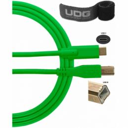 Câbles mini USB A vers B - UDG - U96001GR (1,5 mètres)
