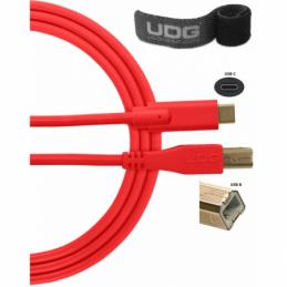 Câbles mini USB A vers B - UDG - U96001RD (1,5 mètres)