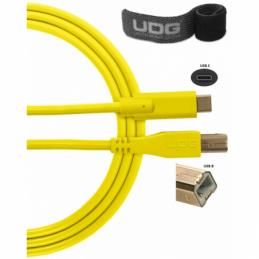 Câbles mini USB A vers B - UDG - U96001YL (1,5 mètres)