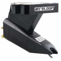 Cellules complètes pour platines vinyles - Reloop - OM BLACK