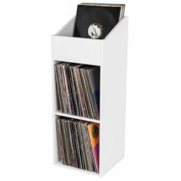 Meubles et pochettes de disques - Glorious DJ - RECORD BOX 330 WHITE