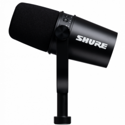 Micros Podcast et radio - Shure - MV7-K