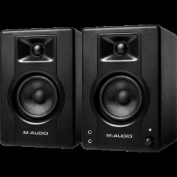 Enceintes monitoring de studio - M-Audio - BX3 (LA PAIRE)
